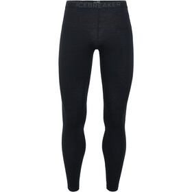 Icebreaker 200 Zone Leggings Heren, black/mineral